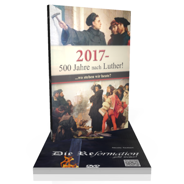 2017. Fünfhundert Jahre nach Luther
