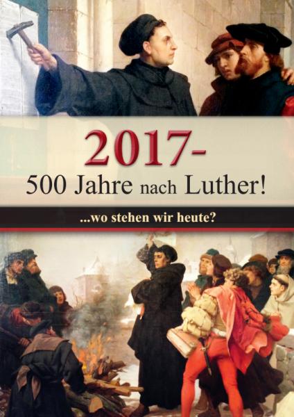 2017. Fünfhundert Jahre nach Luther (Box)