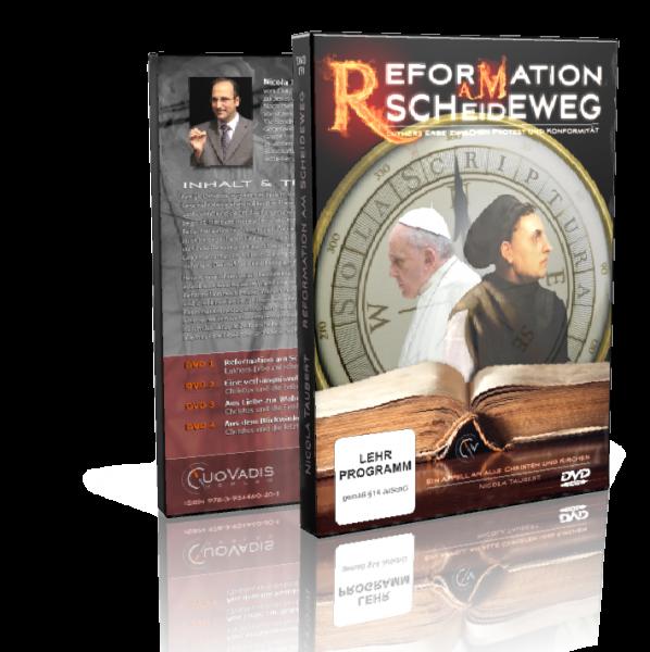 Reformation am Scheideweg. Luthers Erbe zwischen Protest und Konformität